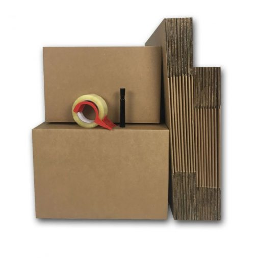 ECONOMY MOVING BOX KIT #1