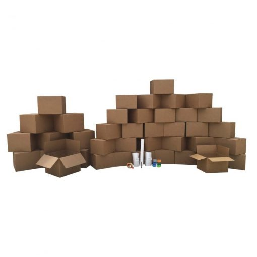 BIGGER BOXES SMART MOVING KIT #3