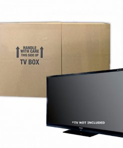 "TV MOVING BOX UP TO 70"" (2 PACK)"