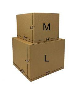 BIGGER BOXES SMART MOVING KIT #3