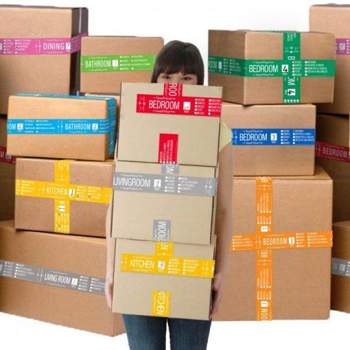 BIGGER BOXES SMART MOVING KIT #7