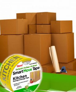 BIGGER BOXES - SMART MOVING KIT #4