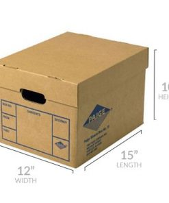 MIRACLE FILE BOXES 6 PACK