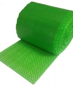"""GREEN BUBBLE SMALL 3/16"""" - 60' ROLL X 12"""" WIDE"""