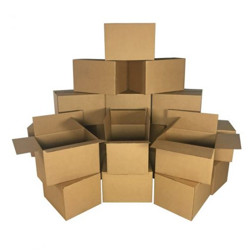20 MEDIUM MOVING BOXES