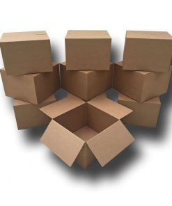 10 EXTRA LARGE MOVING BOXES