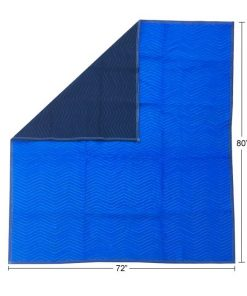 PRO MOVER MOVING BLANKETS 82LBS/DOZ (2 PACK)