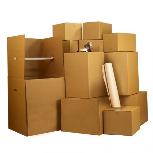 WARDROBE MOVING BOXES KIT #6